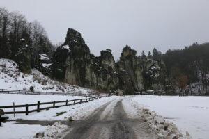Externsteine, Horn-Bad Meinberg