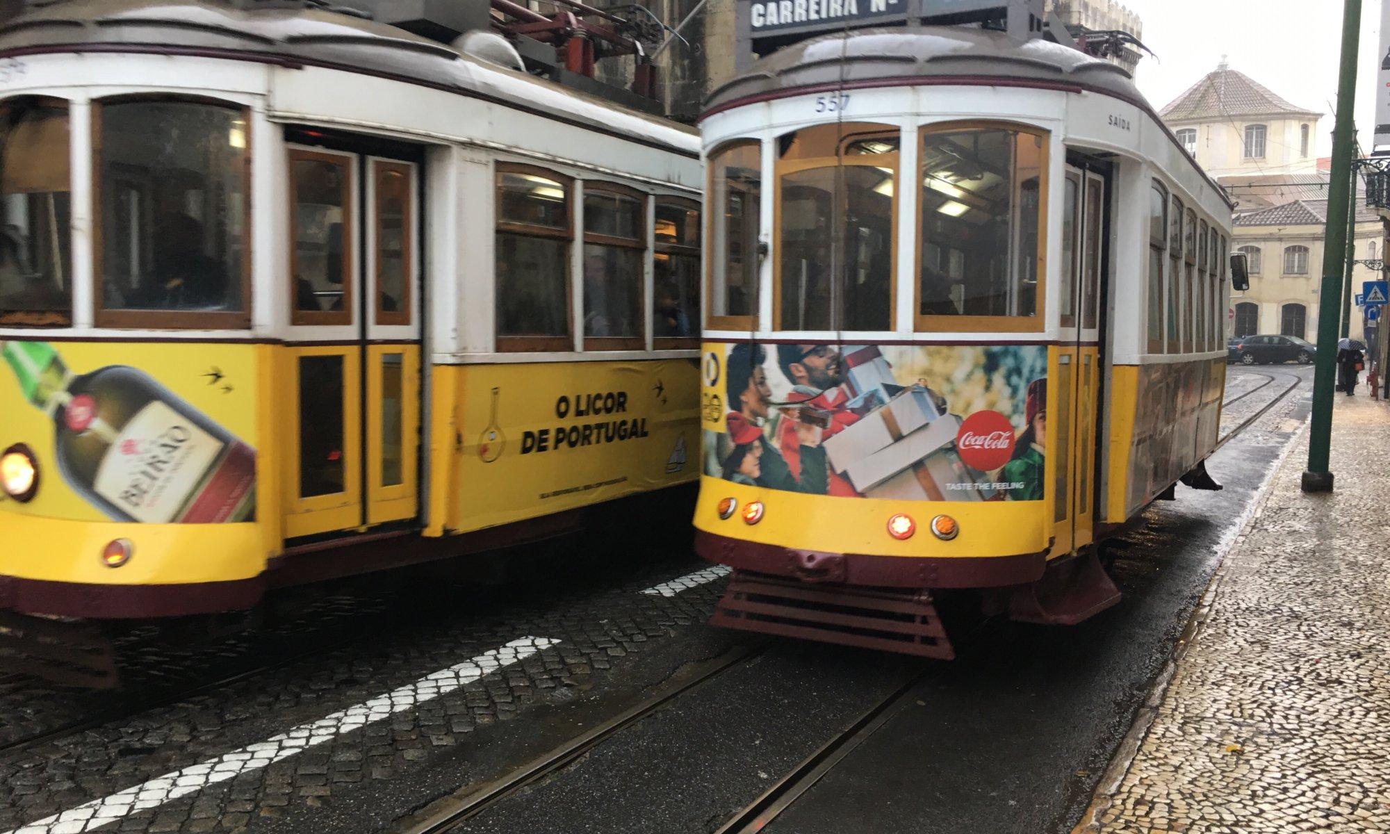 Tram, Lisboa