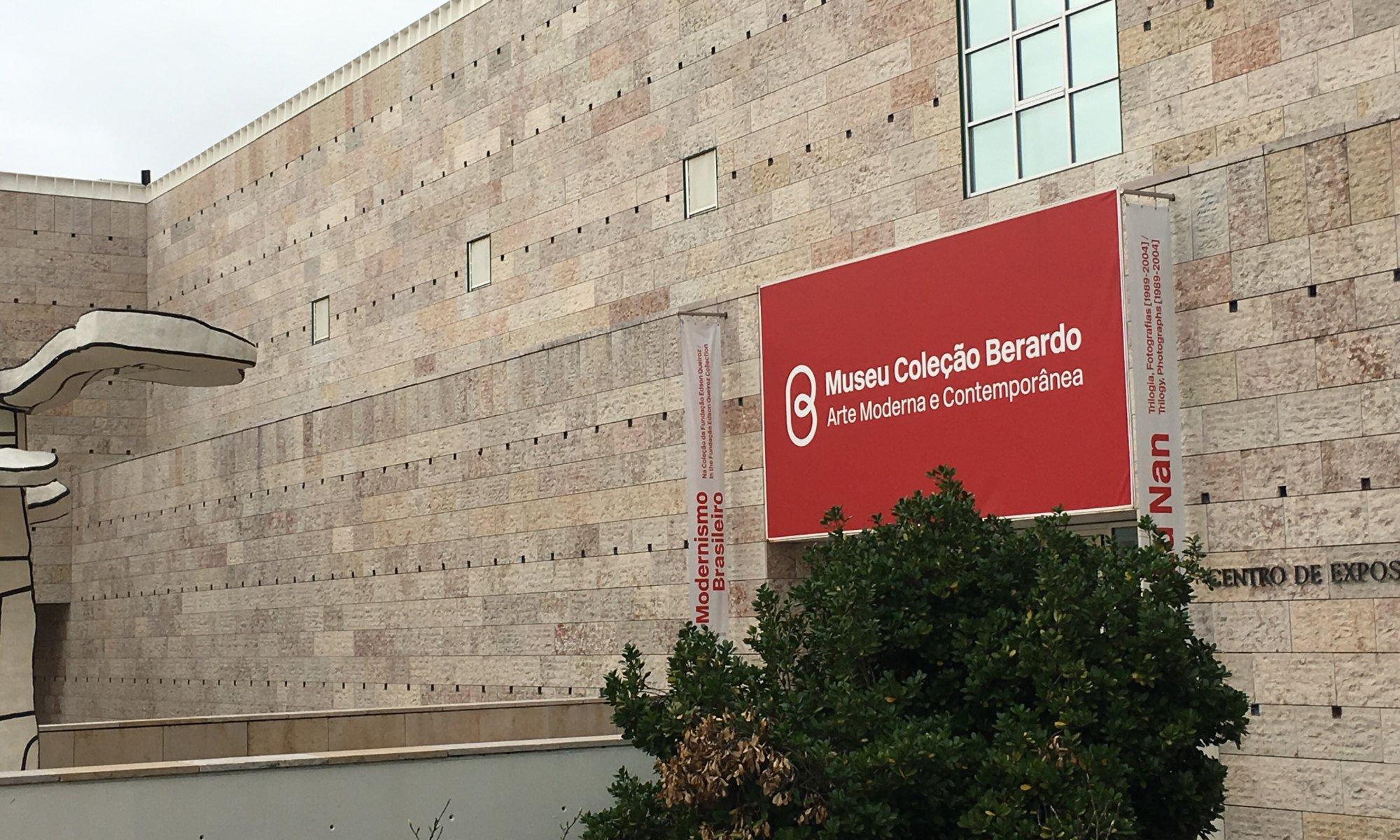 Museu Coleção Berardo, Belém, Lisboa