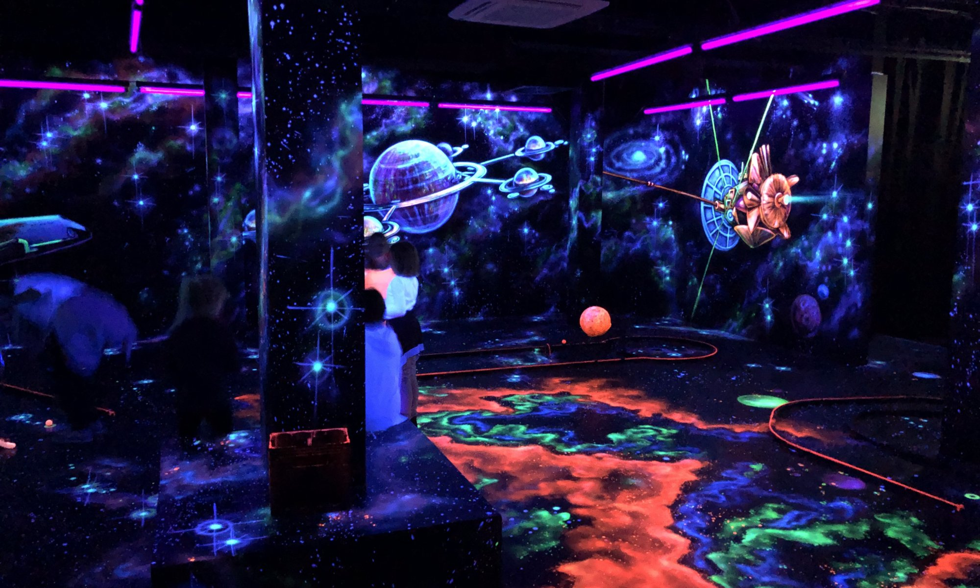 NeonGolf, Hannover
