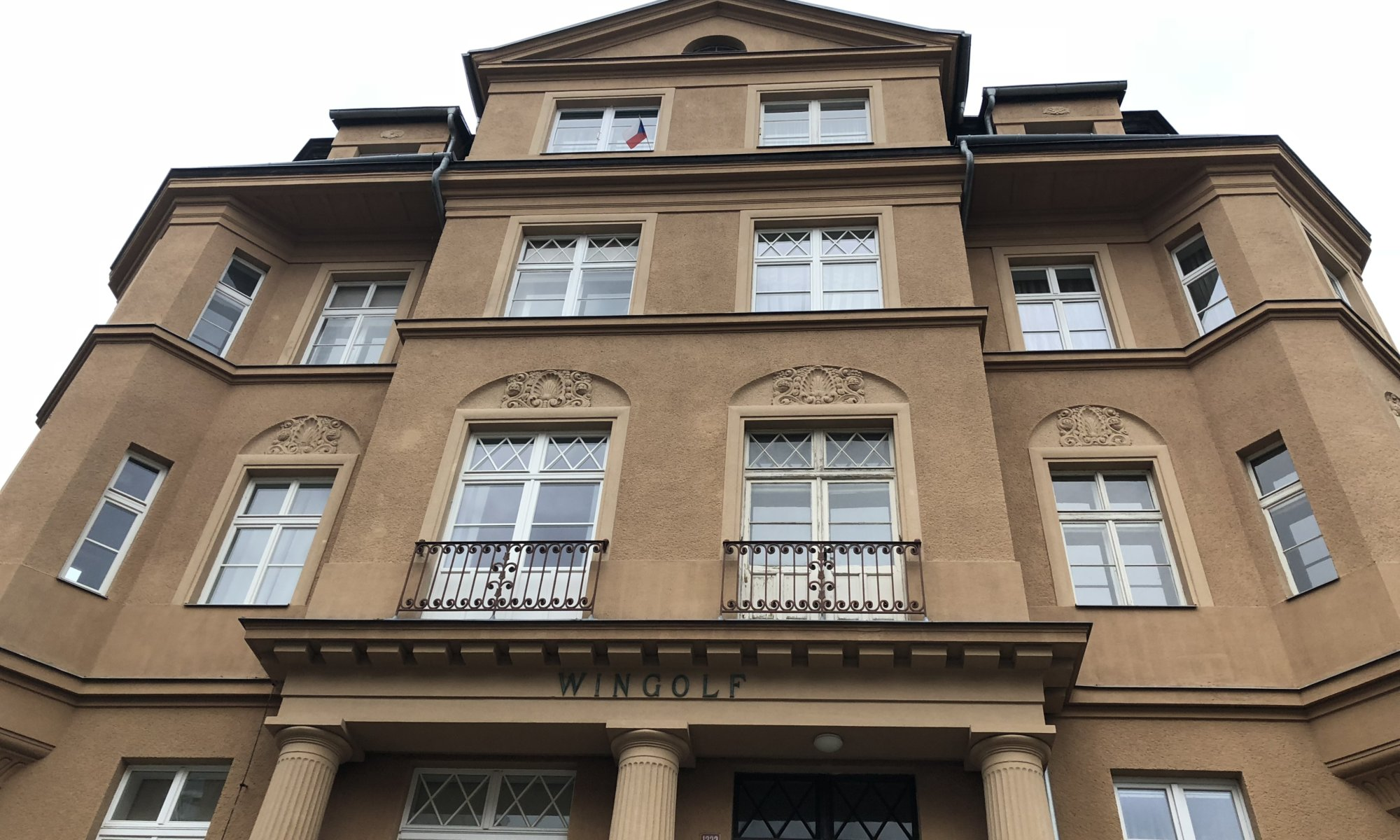 Villa Wingolf, Karlovy Vary