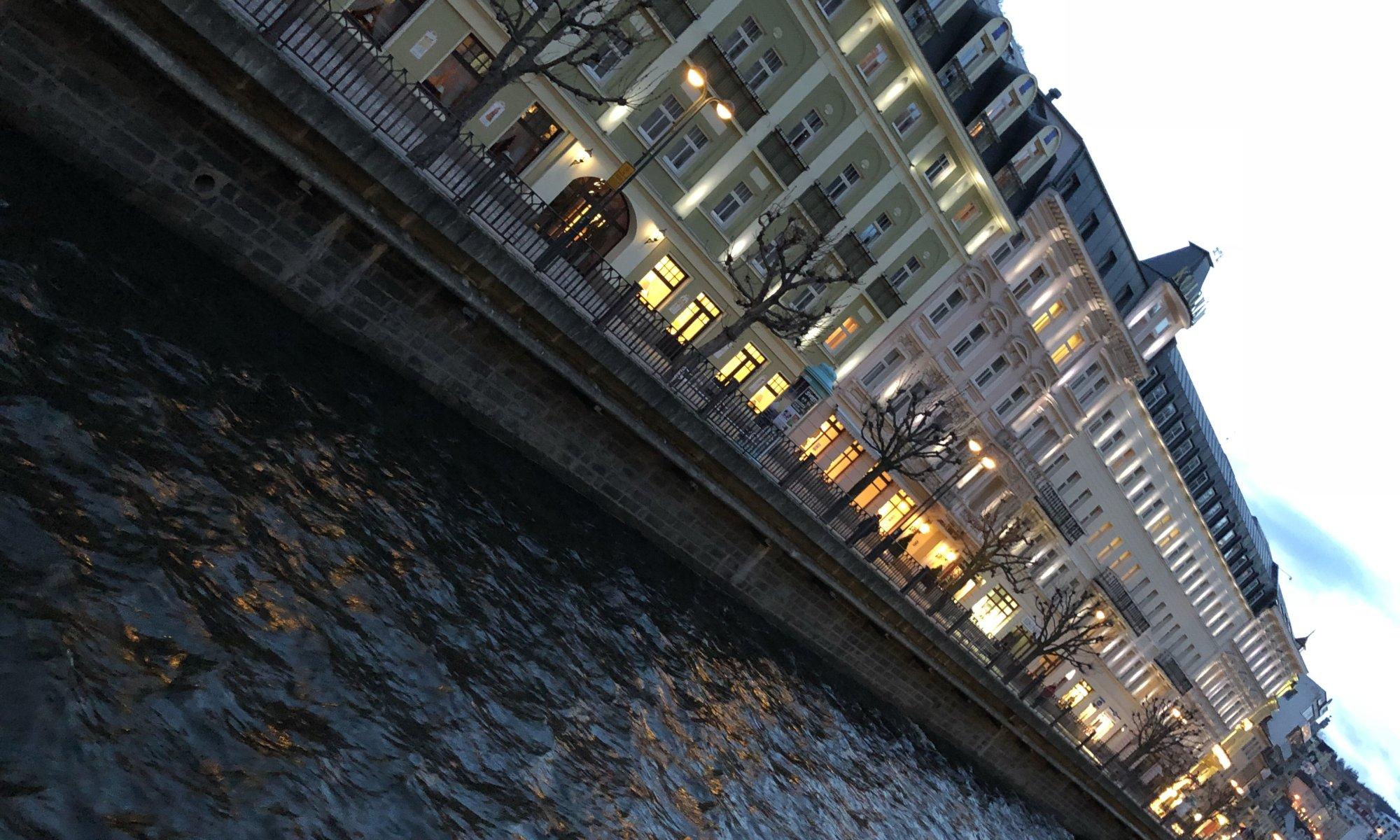 Cheb, Karlovy Vary