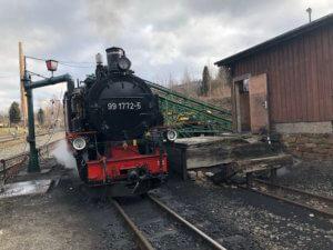 Fichtelbergbahn, Cranzahl