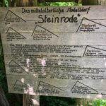 Mittelalterliches Dorf Steinrode, Hann. Münden