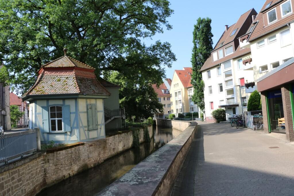 Leinekanal, Göttingen