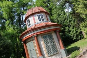 Jérôme-Pavillon, Schillerwiese, Göttingen