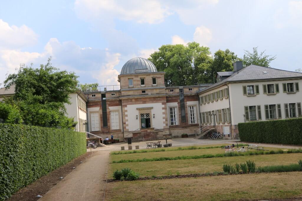 Historische Sternwarte, Göttingen