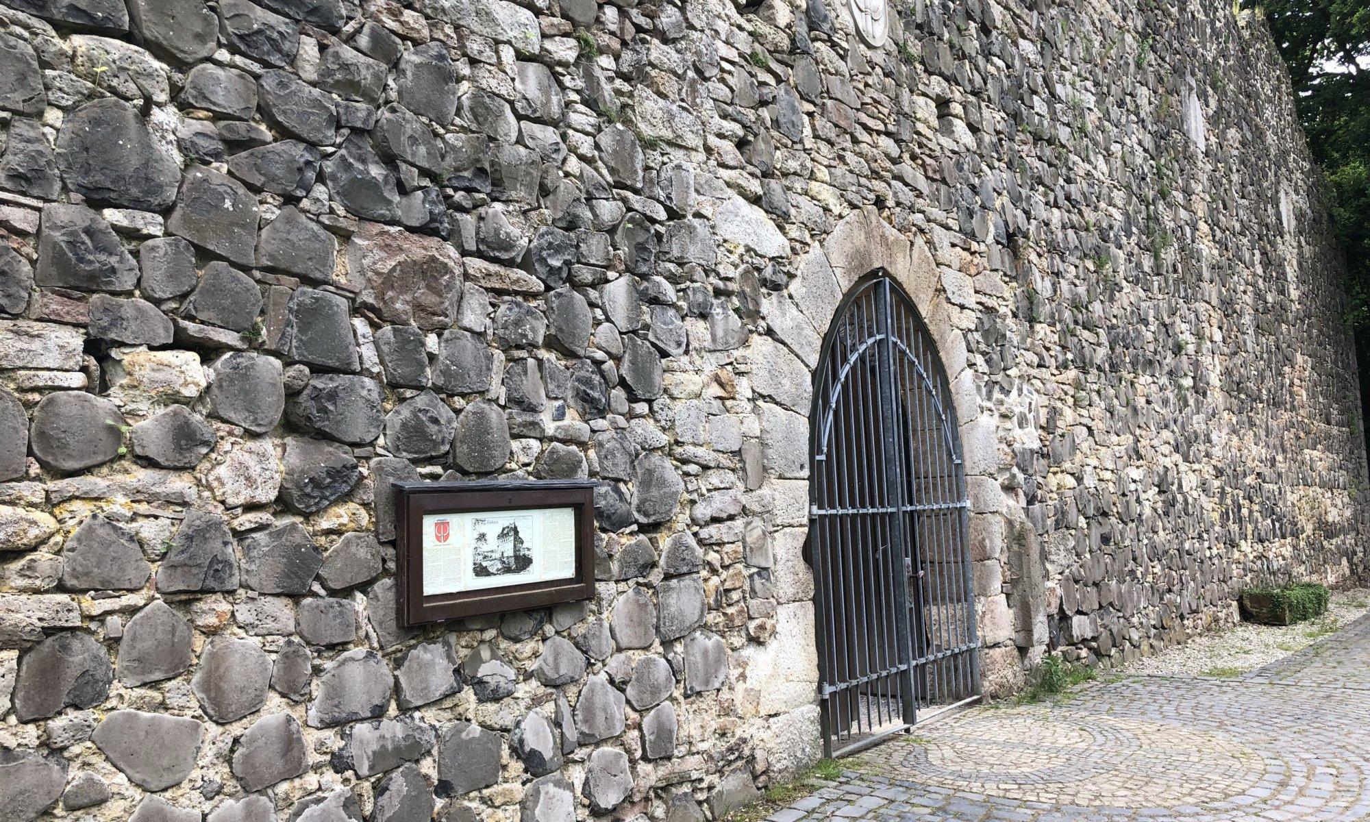 Burgruine, Sichelnstein