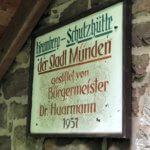 Kramberg-Schutzhütte, Hann. Münden