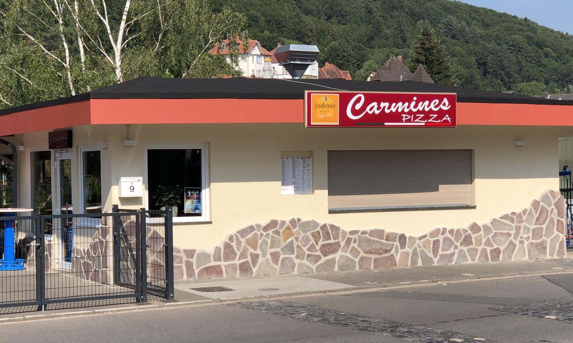 Carmines Pizza, Hann. Münden