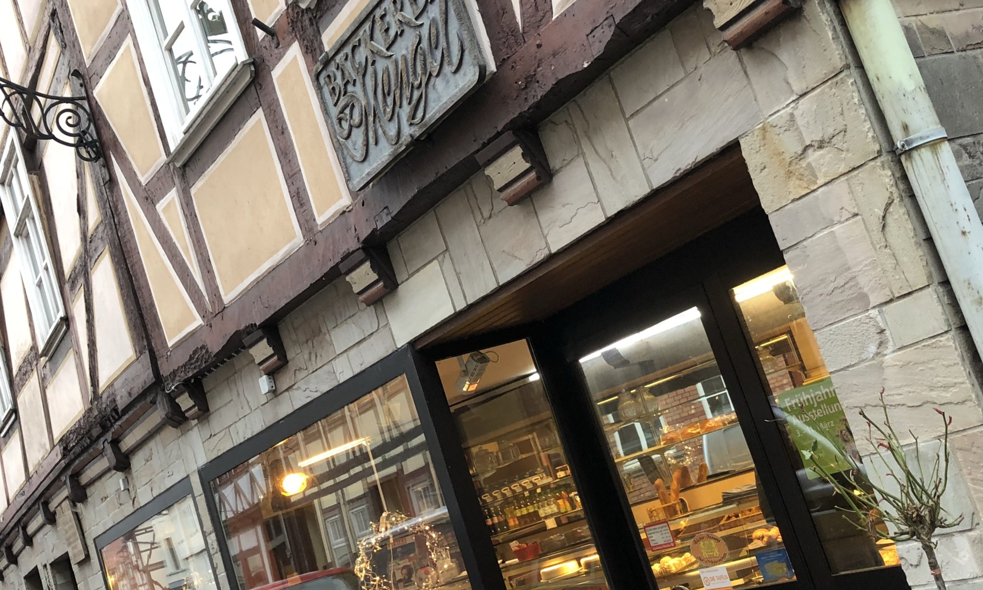 Stadtbäckerei & Konditorei Mengel, Hann. Münden