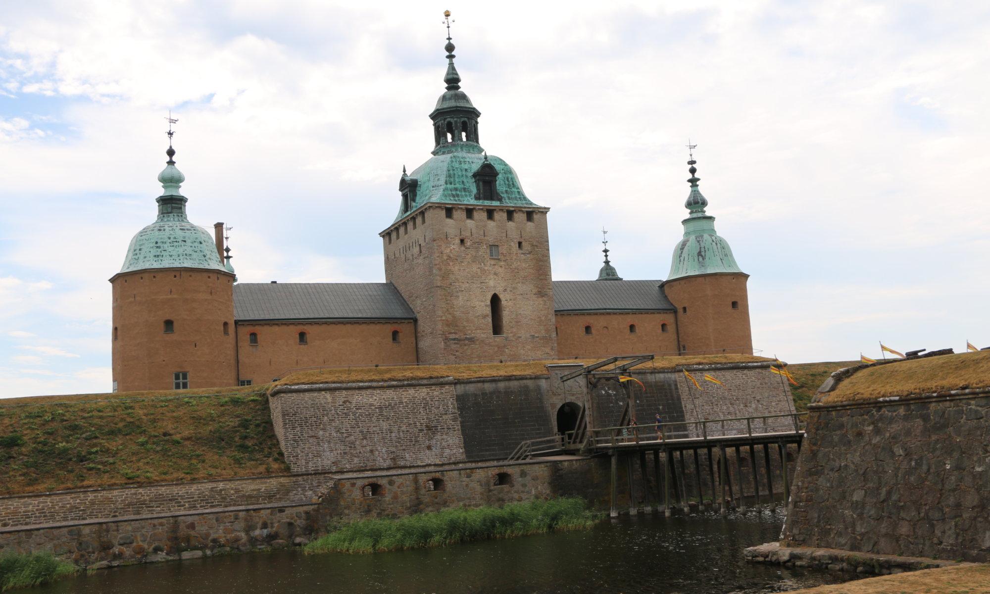 Slott, Kalmar