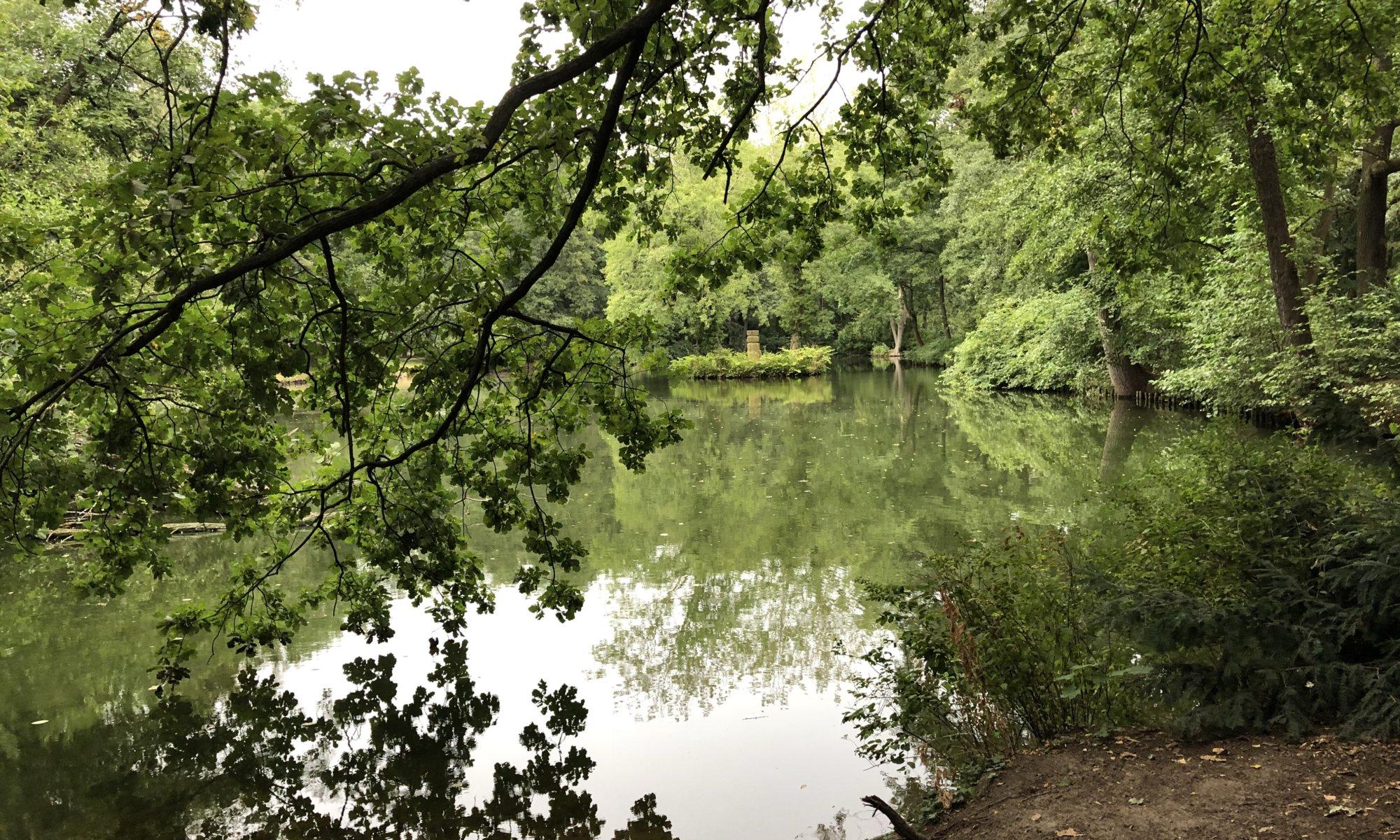 Großer Tiergarten, Berlin