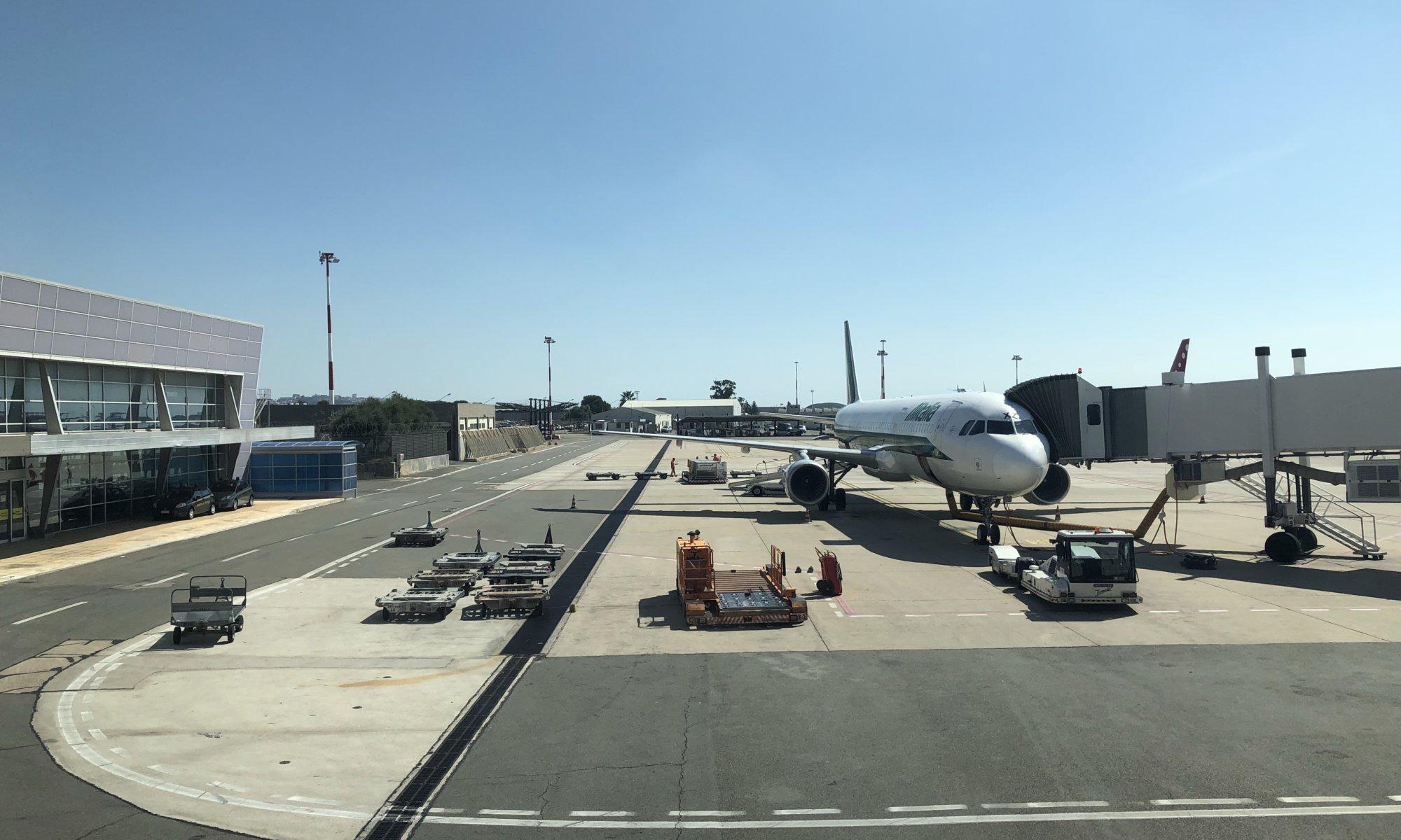 Airport, Cagliari
