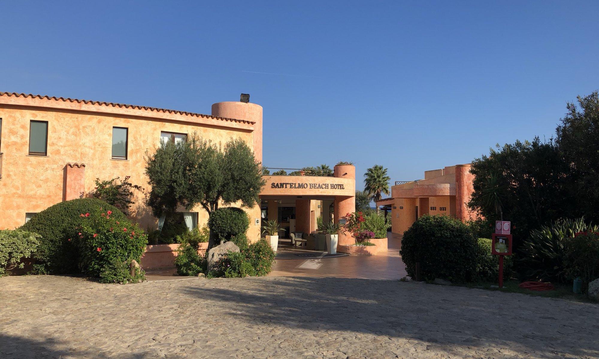 Sant'Elmo Beach Hotel, Castiadas