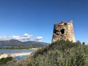 Torre di Porto Giunco, Villasimius
