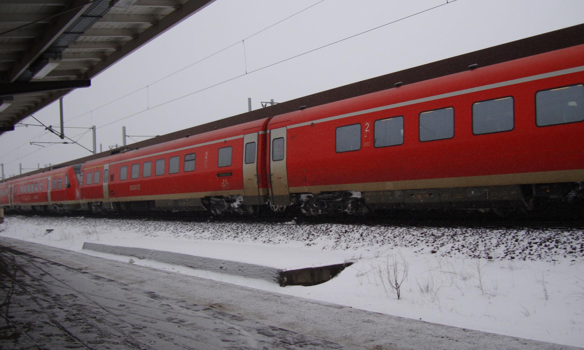 Bahnhof, Göttingen