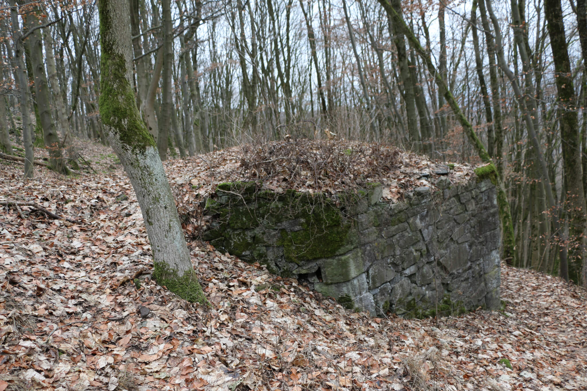 Kleiner Herkules, Bergpark Wilhelmshöhe, Kassel
