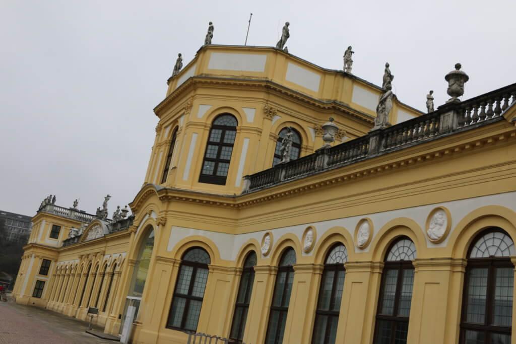 Orangerie, Karlsaue, Kassel