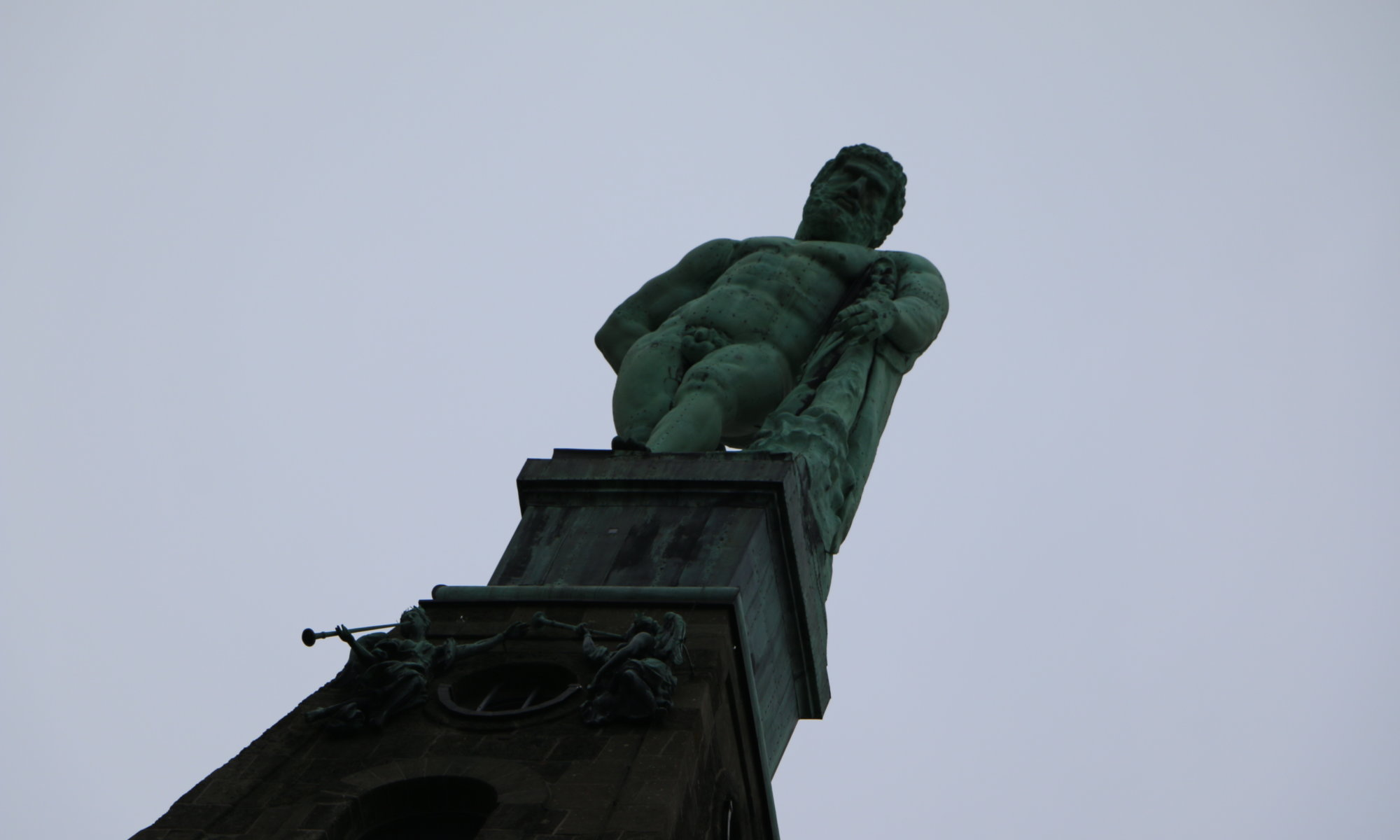Herkules, Bergpark Wilhelmshöhe, Kassel