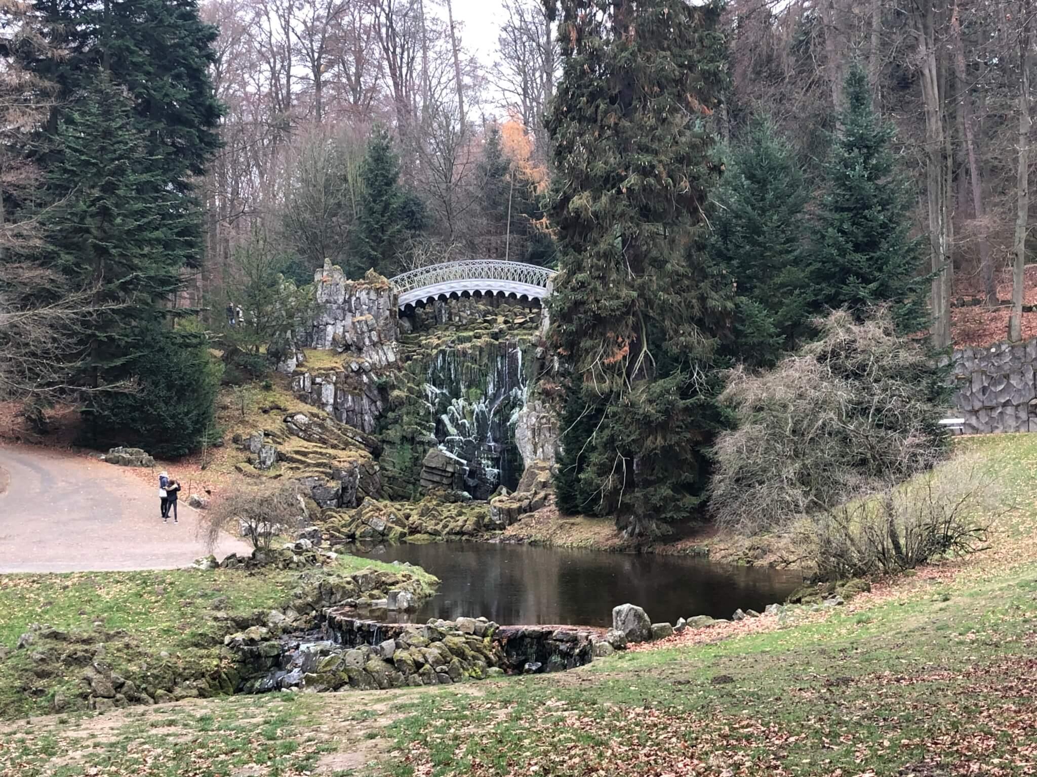 Teufelsbrücke, Bergpark Wilhelmshöhe, Kassel