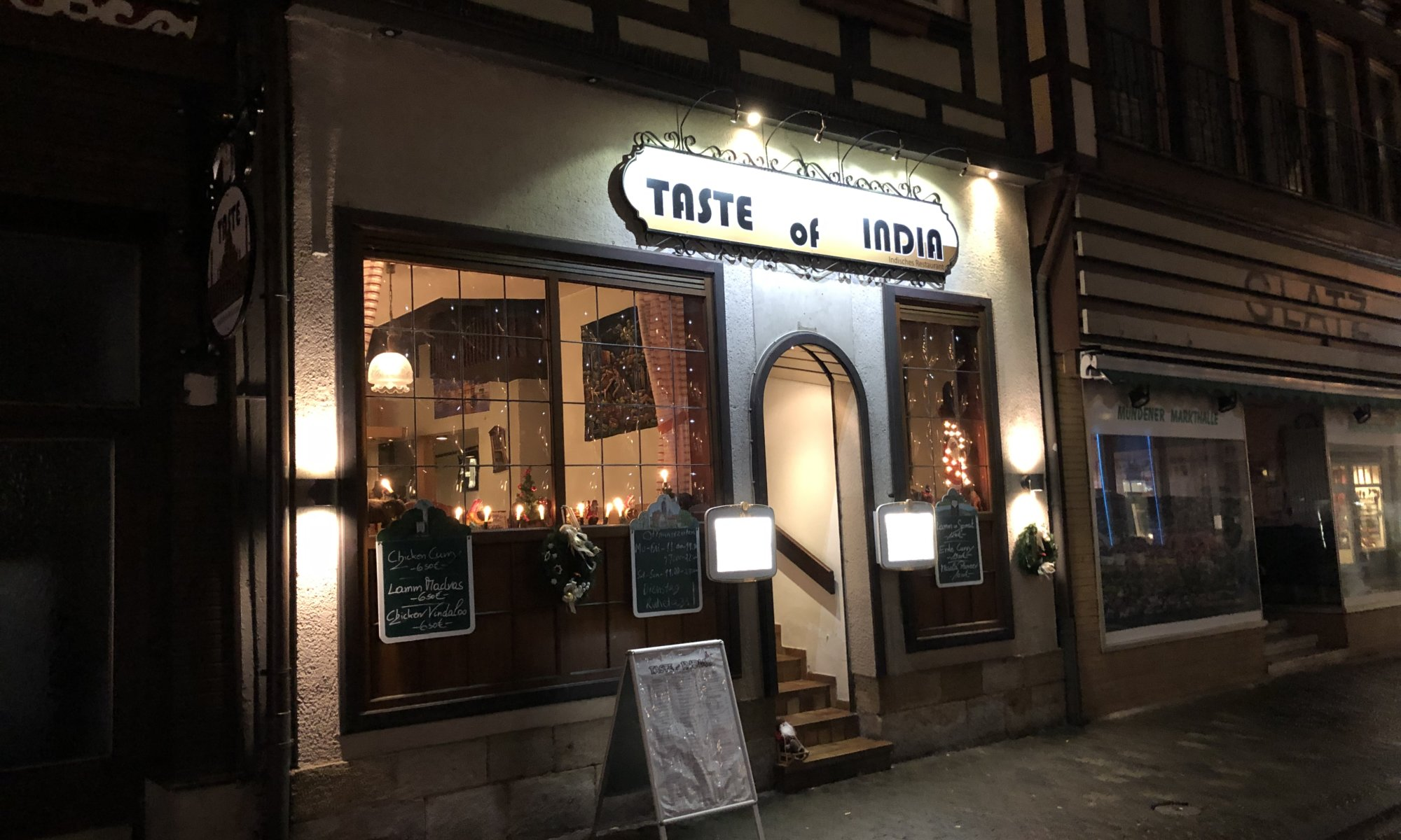 Taste of India, Hann. Münden