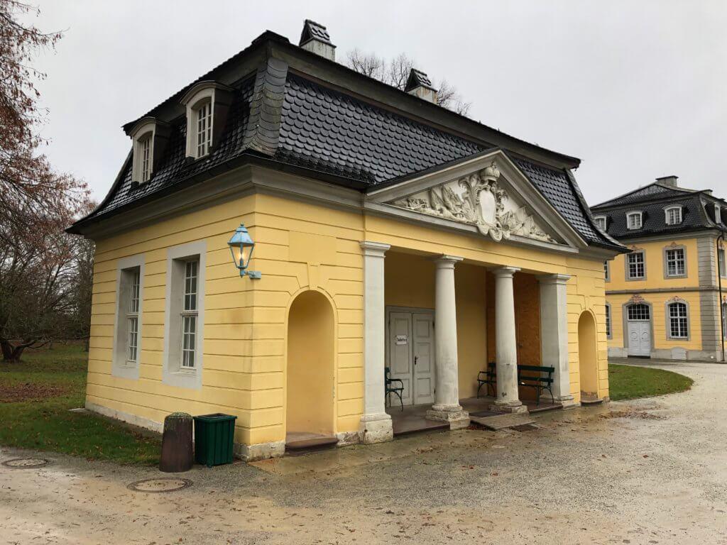 Schloß Wilhelmsthal, Calden
