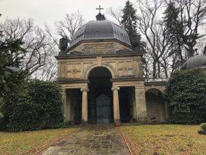 Lenoir-Mausoleum, Hessisch Lichtenau