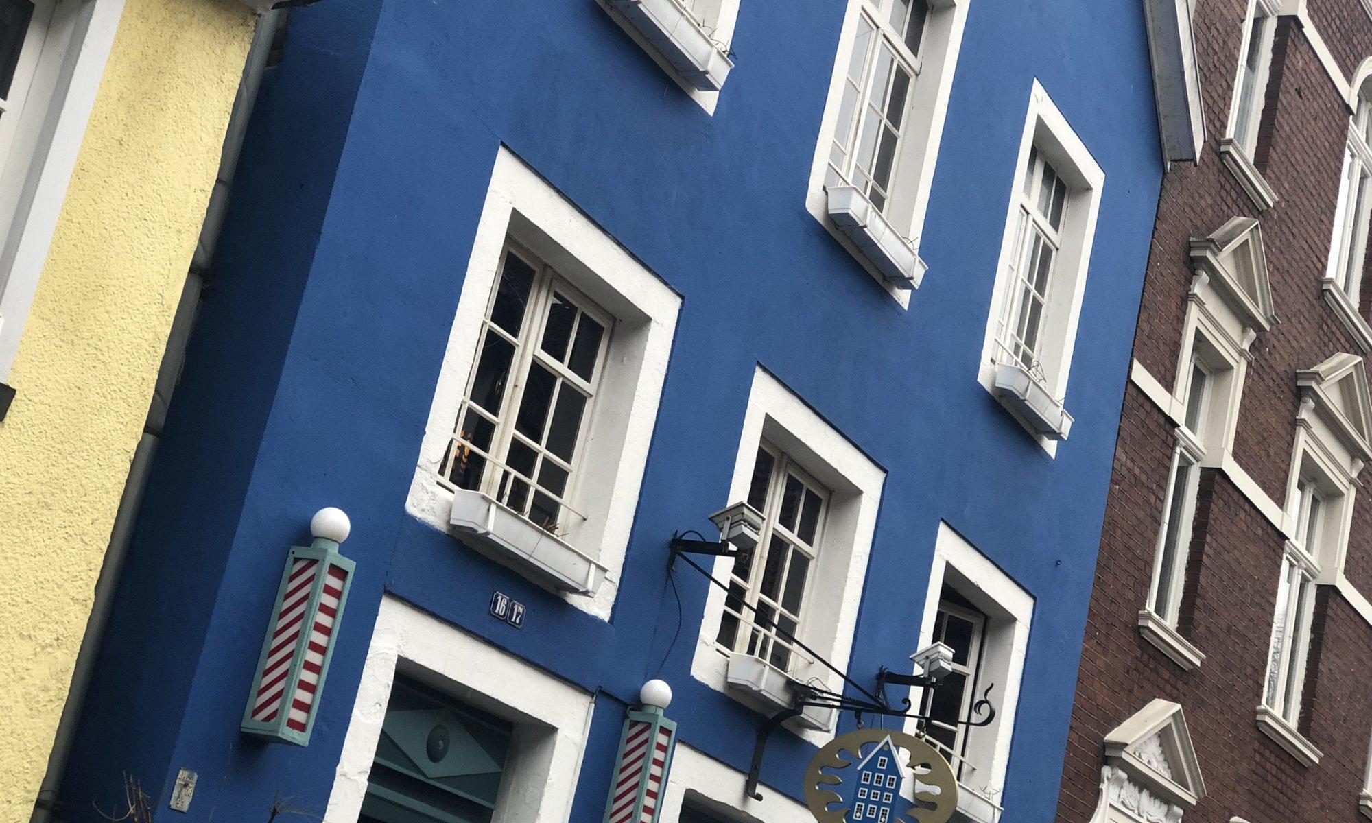 Blaues Haus, Münster in Westfalen