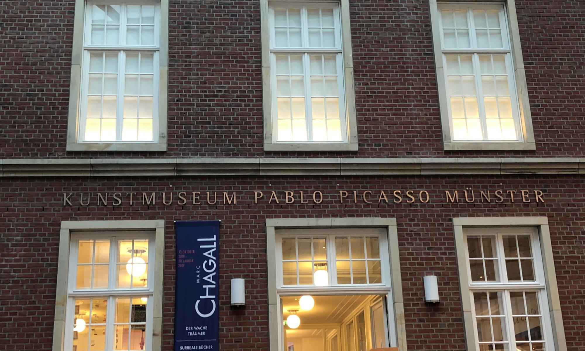 Kunstmuseum Pablo Picasso, Münster in Westfalen