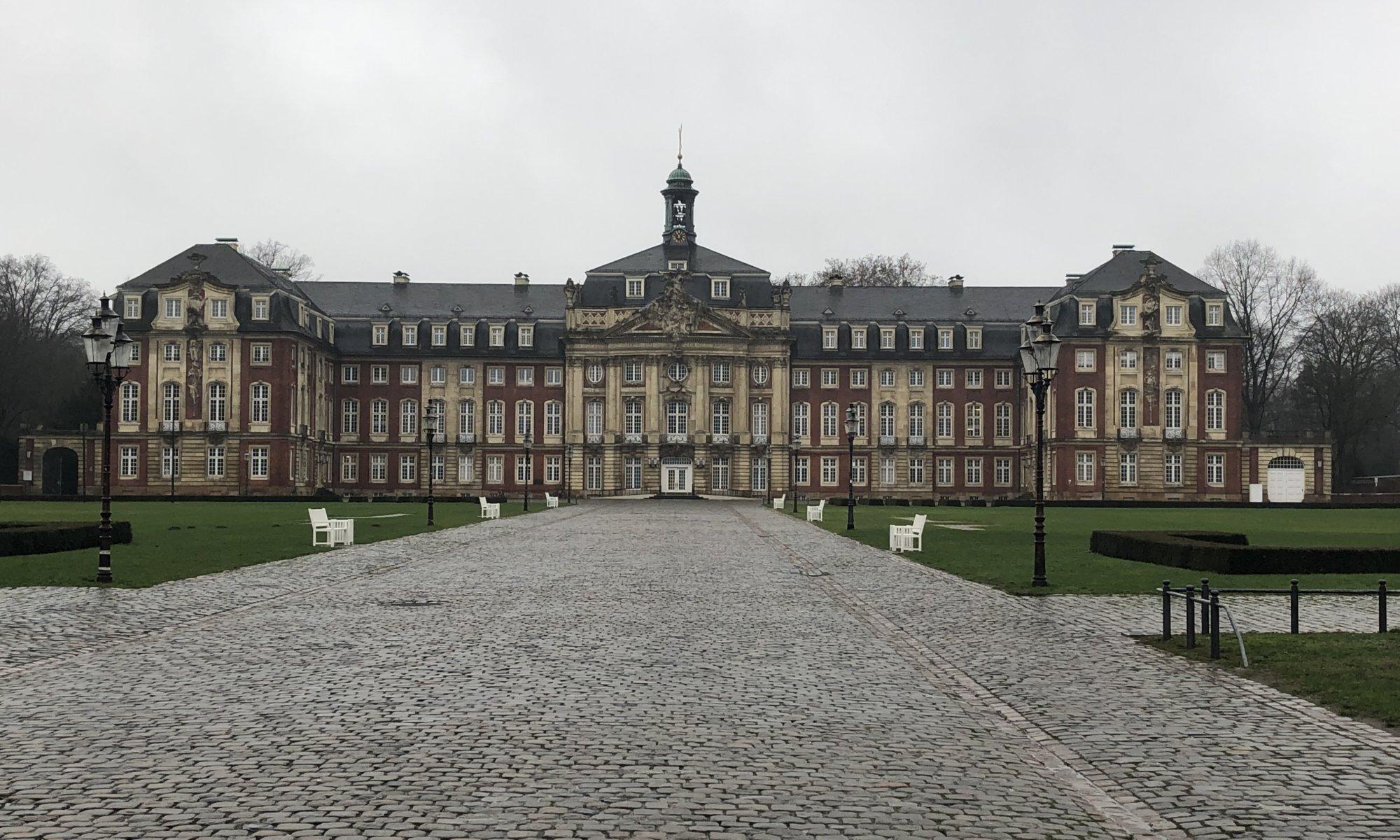 Fürstbischöffliches Schloß, Münster