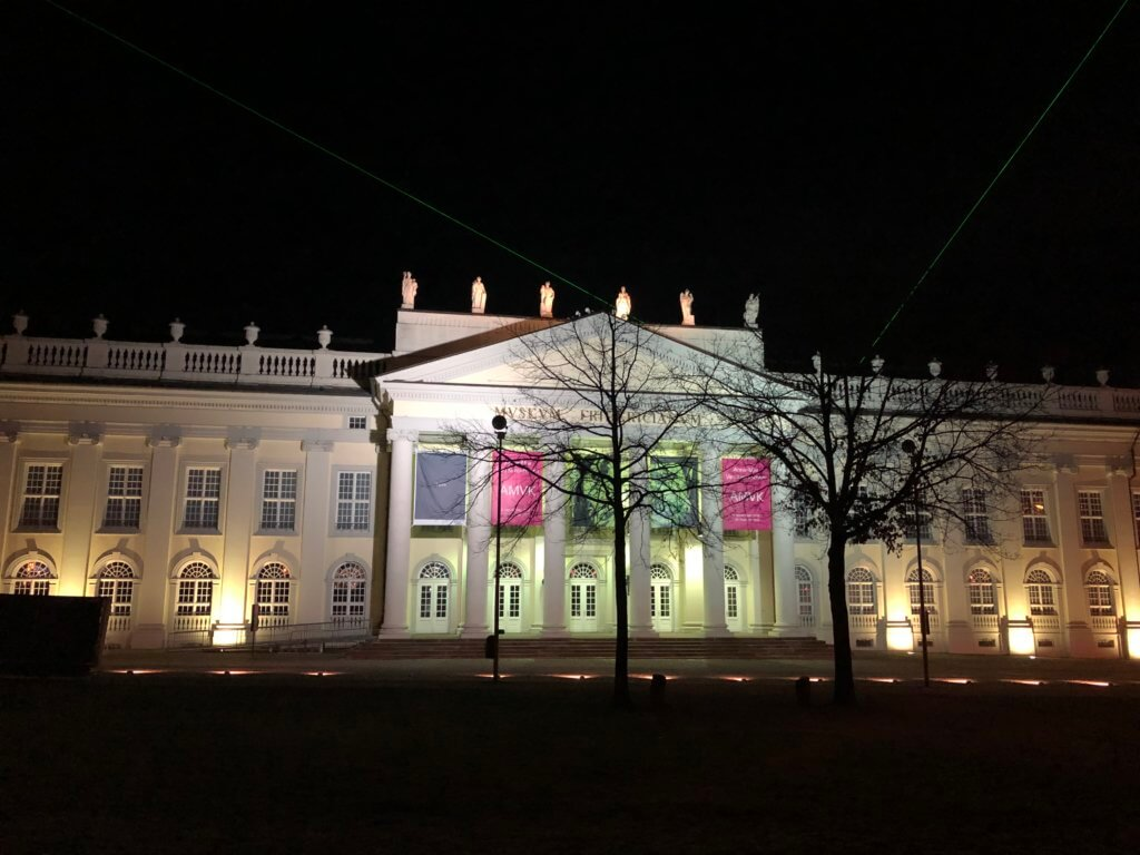 First and last oak, Fridericianum, Kassel