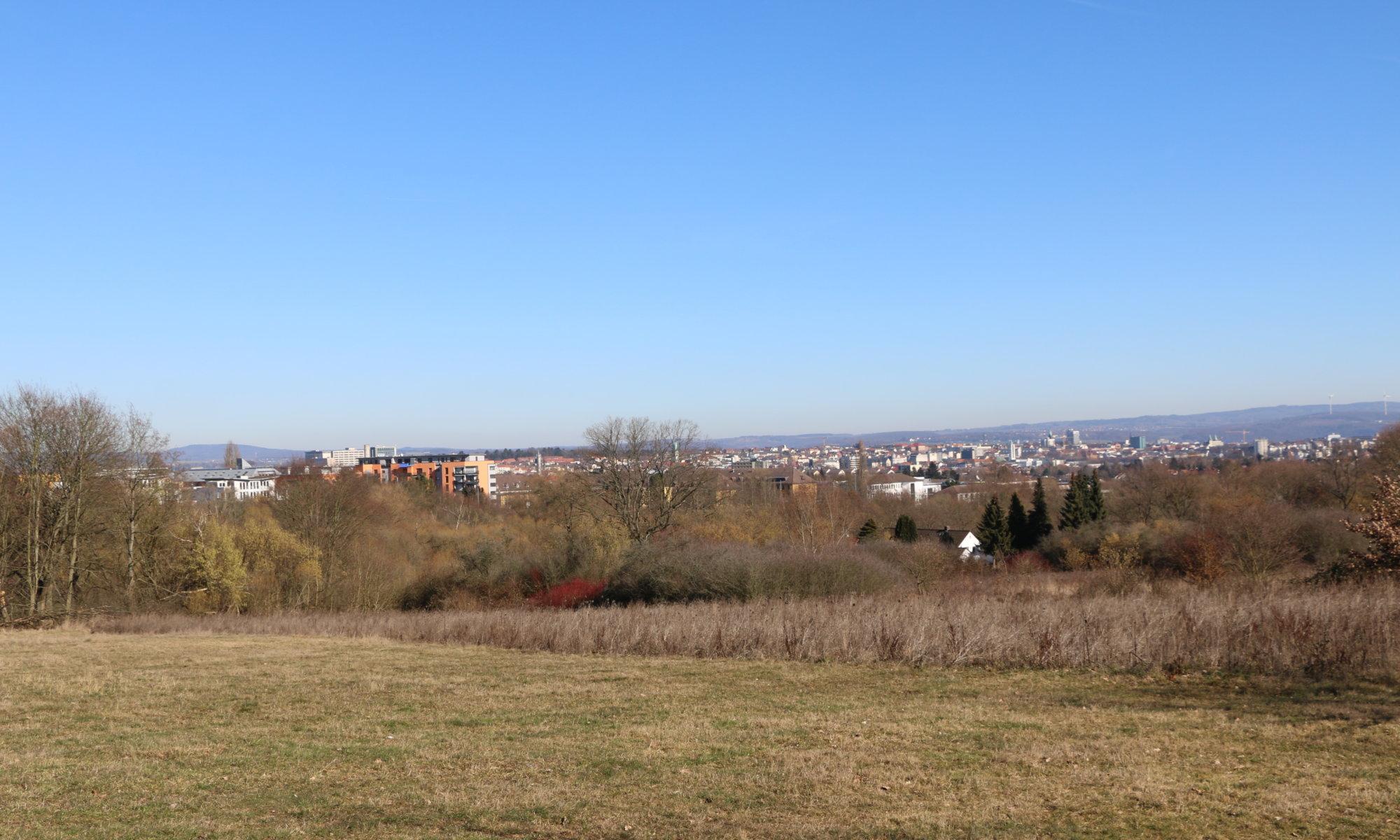 Marbachsgraben, Kassel