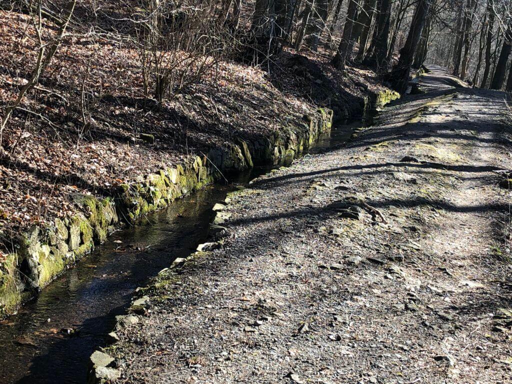 Water channel, Kassel