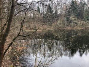 Silbersee, Kassel