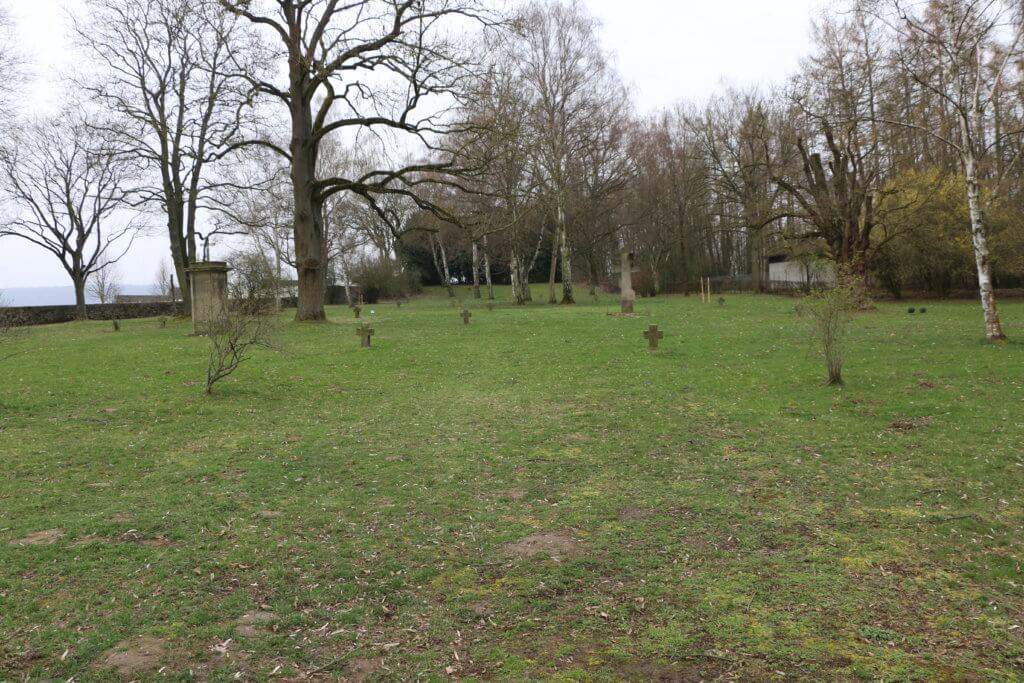 Cemetery for Russian soldiers, Niederzwehren, Kassel