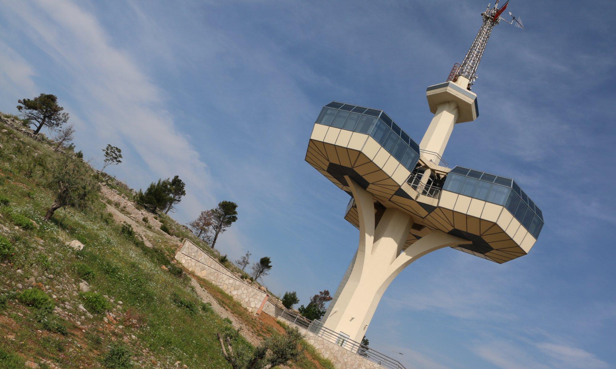 Toranj na Dajbabskoj Gori, Podgorica