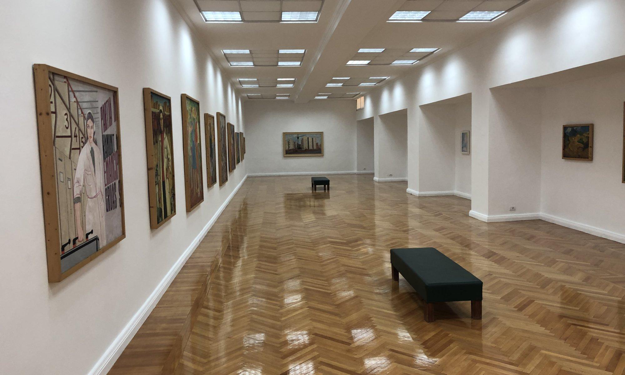 Galeria Kombëtare e Arteve, Tirana