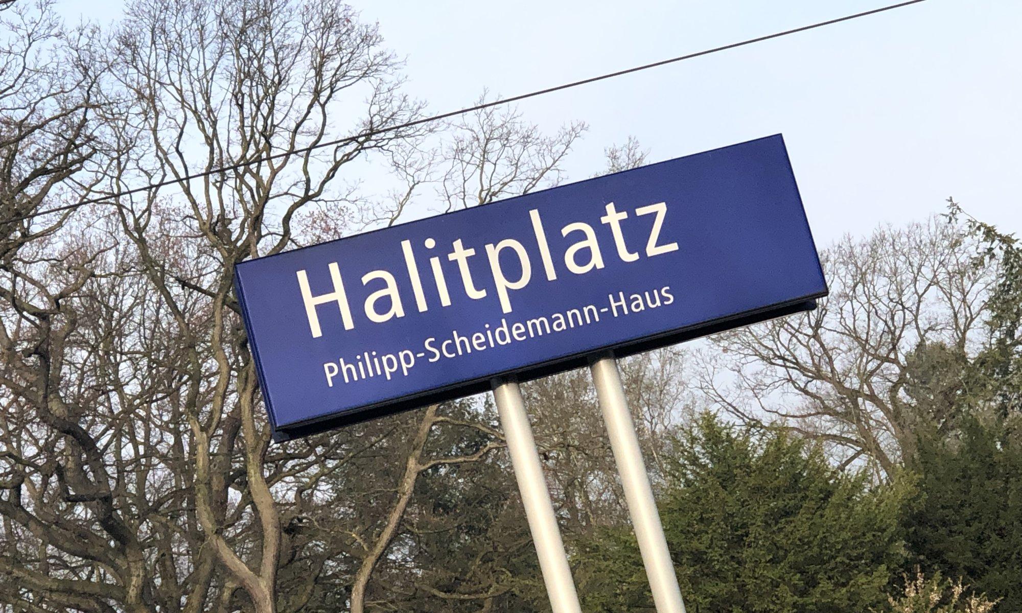 Halitplatz, Kassel