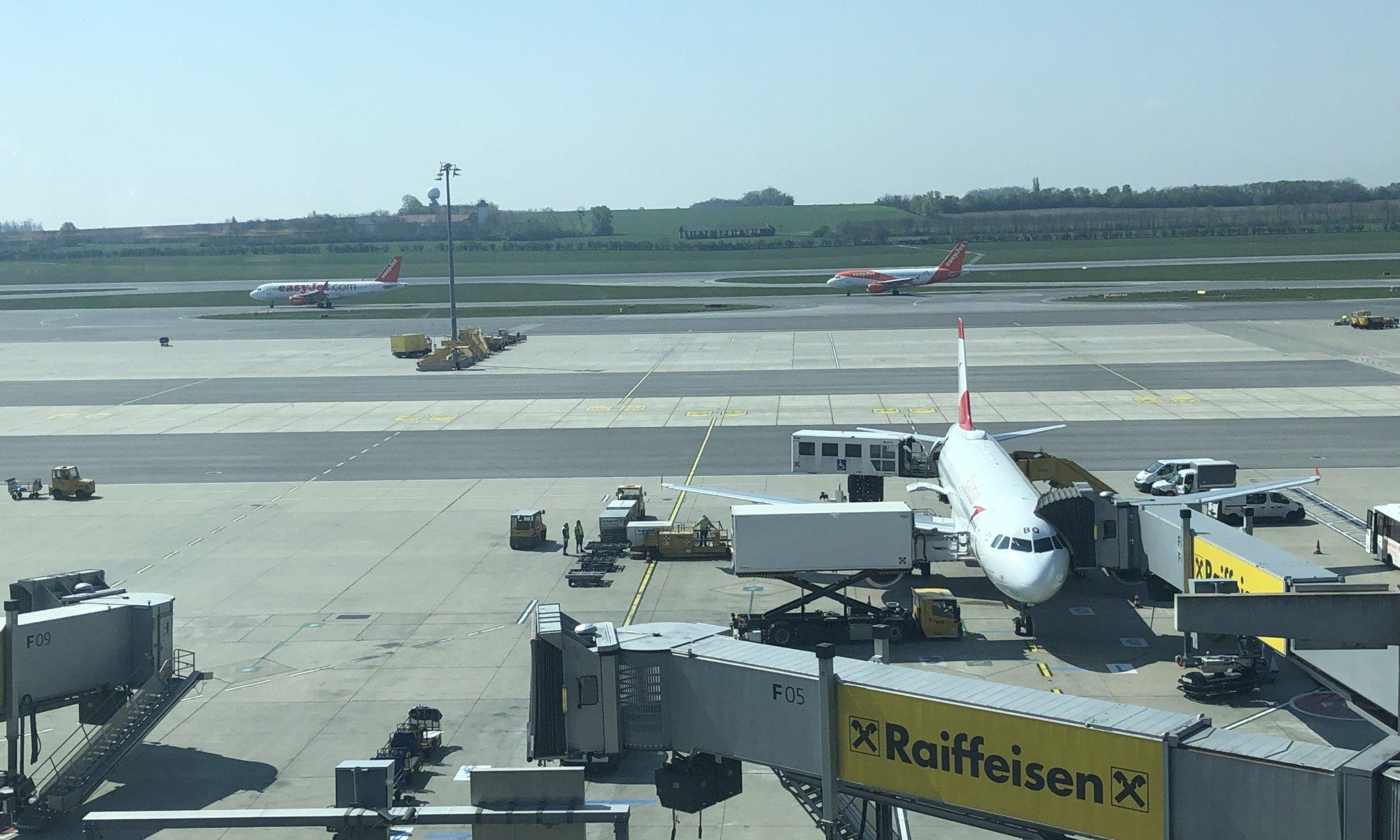 Wien-Schwechat airport (VIE)