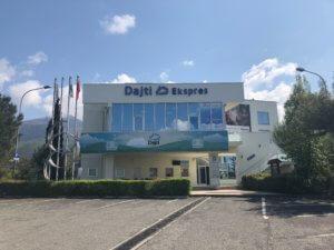 Dajti Ekspres, Tirana