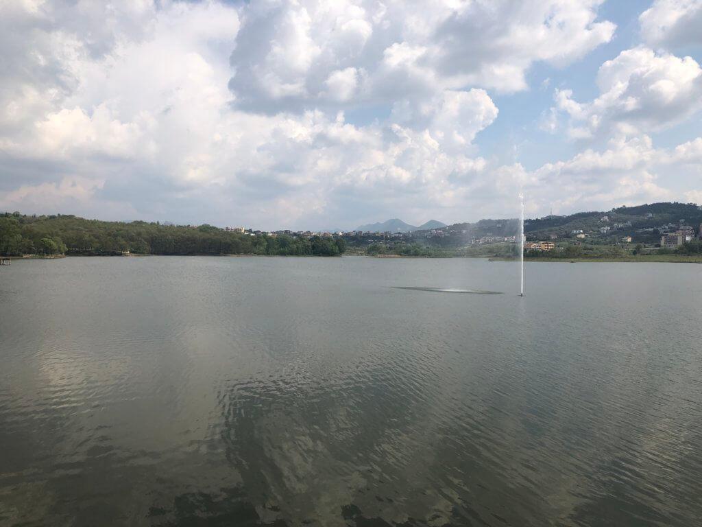 Artificial lake, Tirana