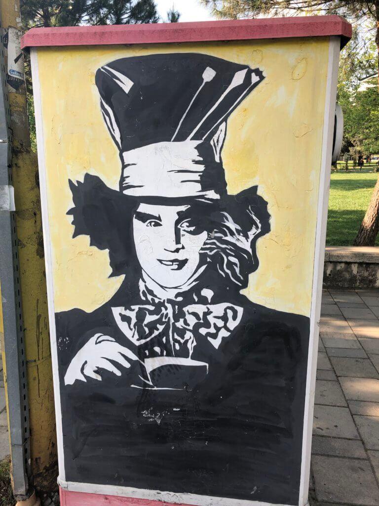 Street art, Tirana