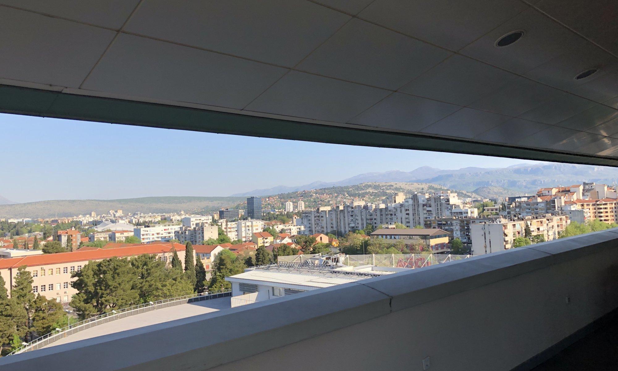 Hotel Ramada, Podgorica