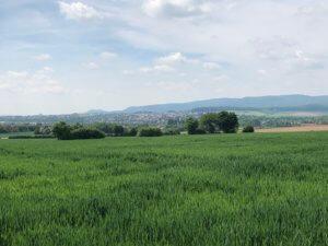 Kasseler Becken seen from Espenau