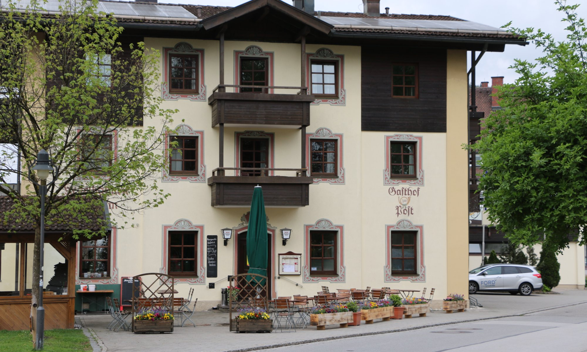 Gasthof zur Post, Kiefersfelden