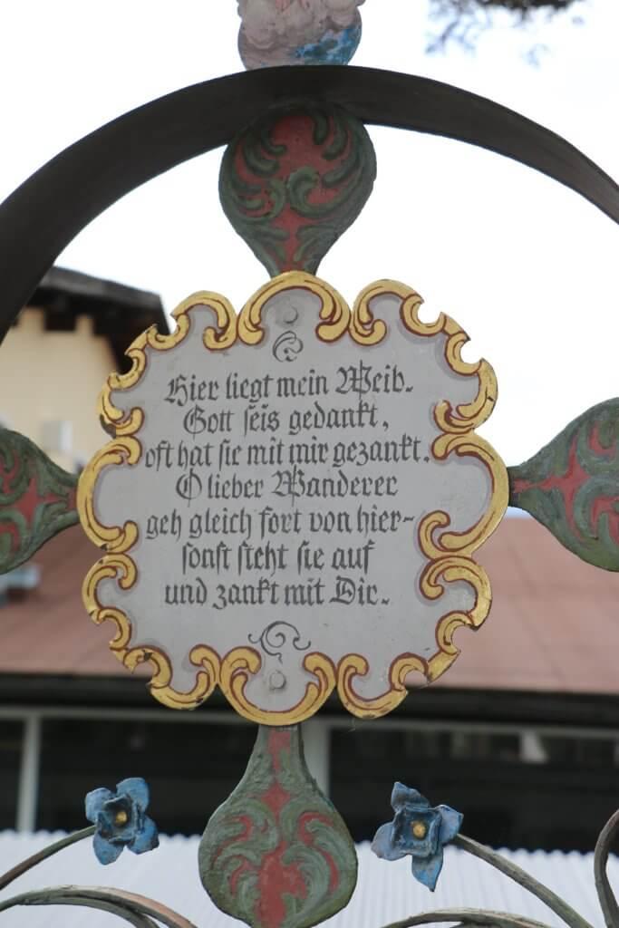 Museumsfriedhof, Kramsach