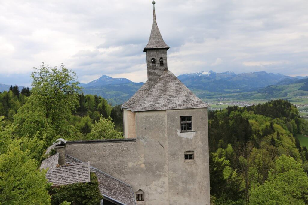 Thierberg-Kapelle, Kufstein