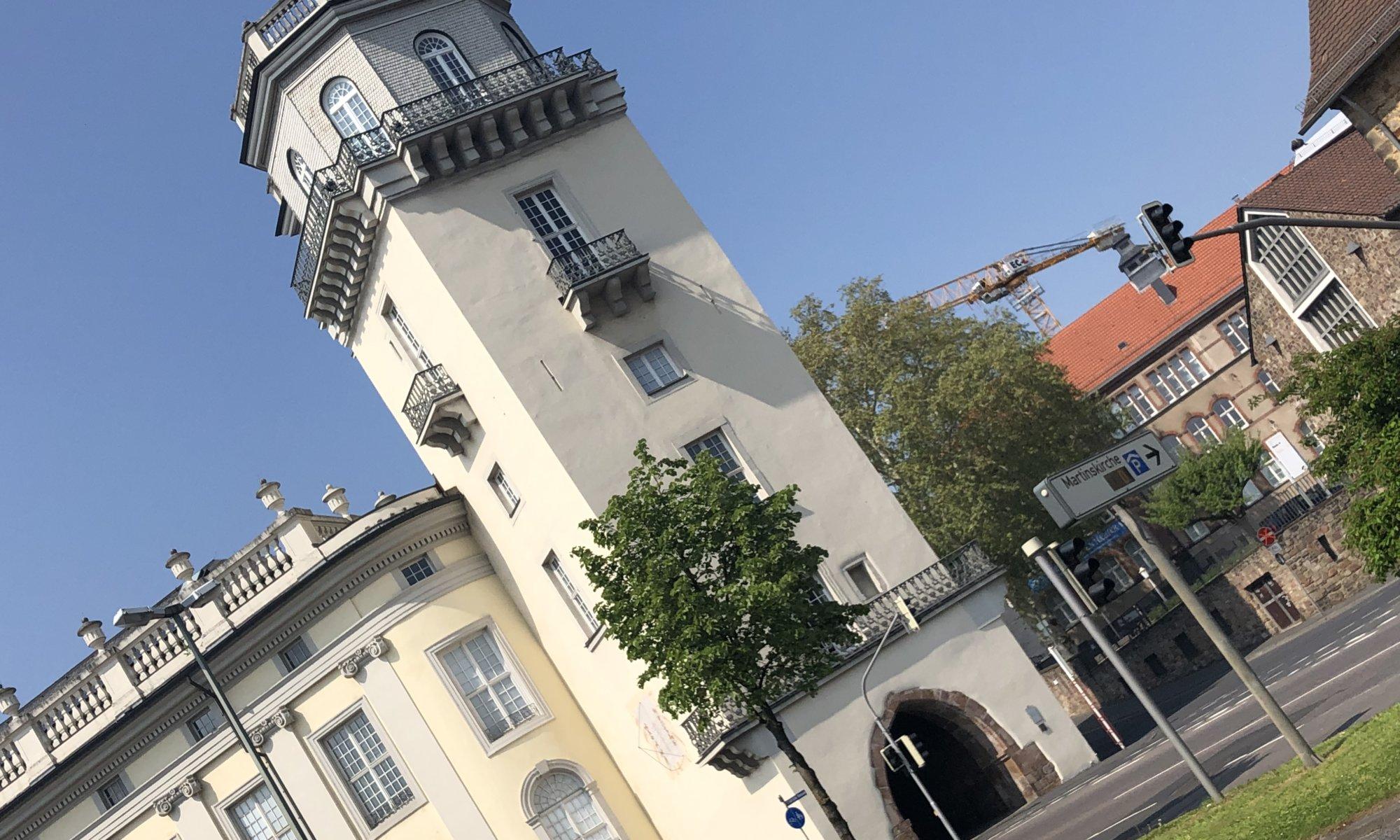 Zwehrenturm, Kassel