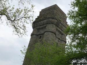 Bismarckturm, Brasselsberg, Kassel
